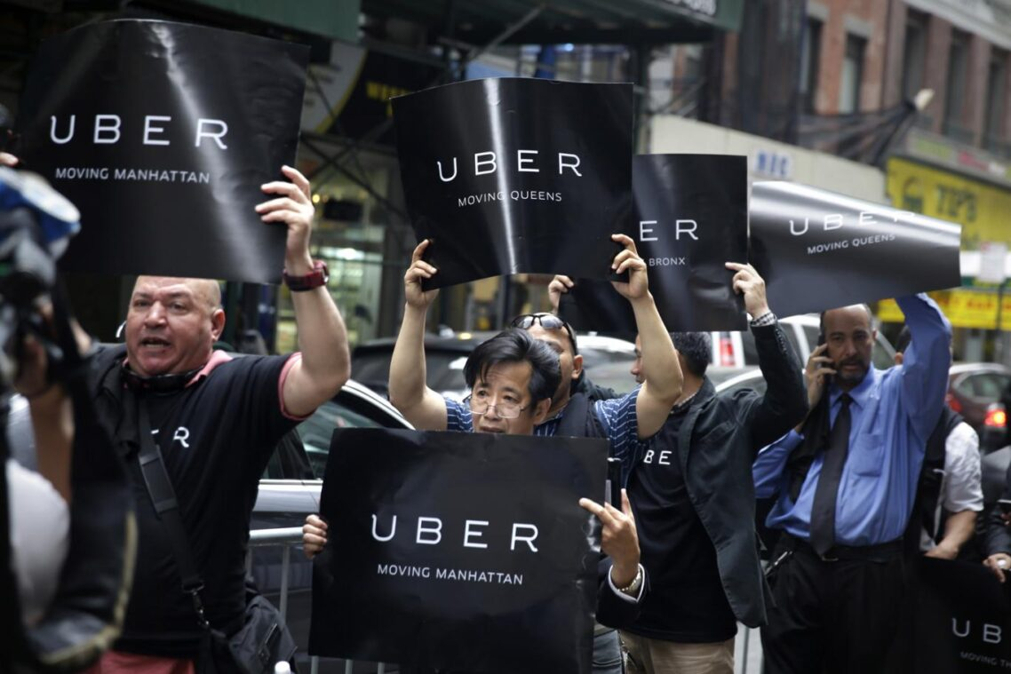 Uber and the future of campaigning