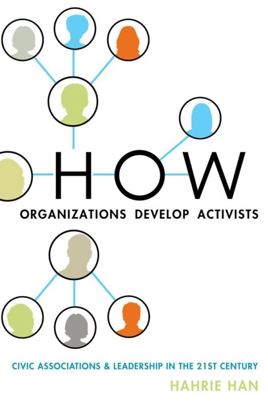 Join me at 'Organising or Mobilising – How organisations can develop activists' on 31/3