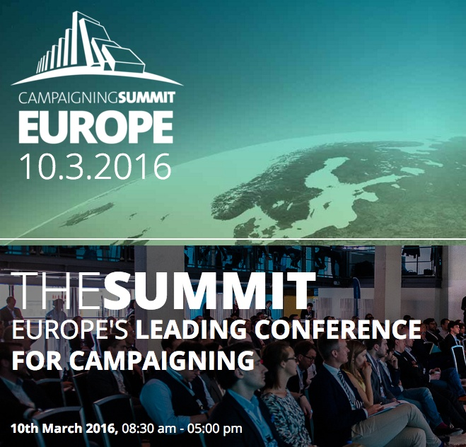 Mobilising for Impact – links from my talk at The Campaigning Summit