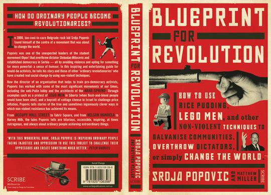 Book Review – Blueprint for Revolution