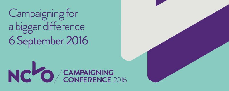 10 reflections from NCVO Campaigning Conference