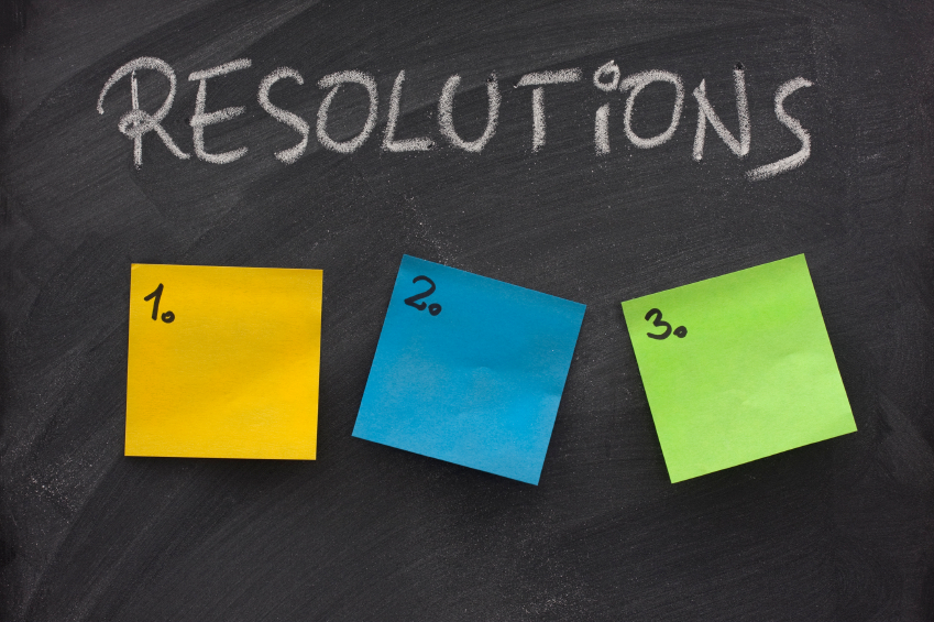 What more can I be doing in 2017? My campaigns resolutions for this year