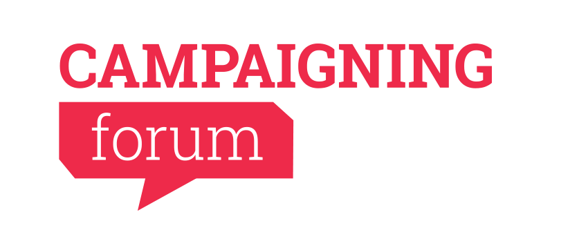 Packing for the journey ahead – links from Campaigning Forum talk