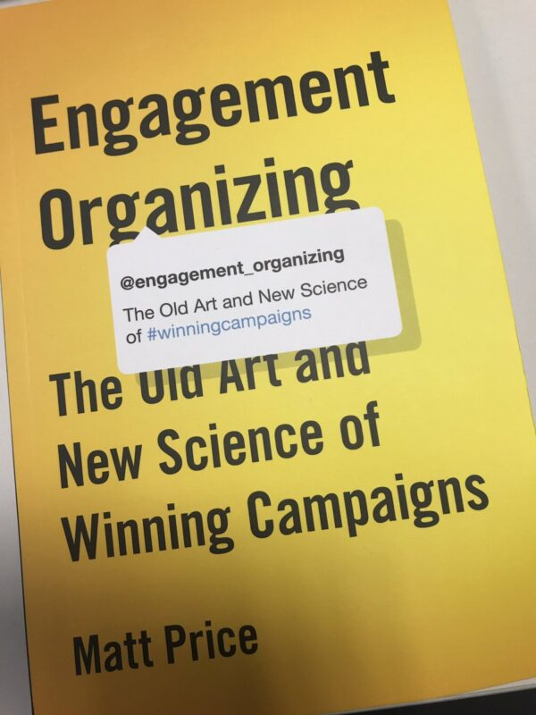 What stops us embracing an organising approach?