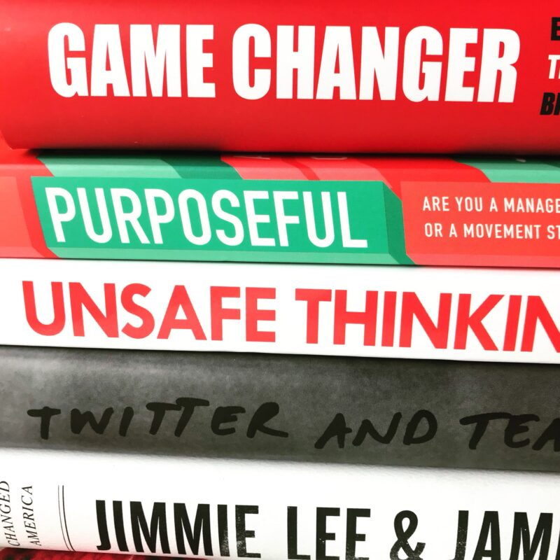A summer reading list for campaigners…