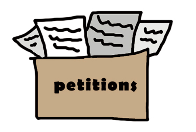 Help! Where should I set up my petition?