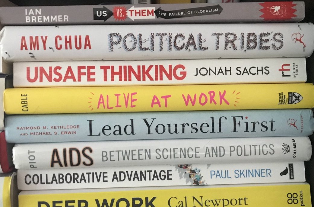 More book recommendations for campaigners