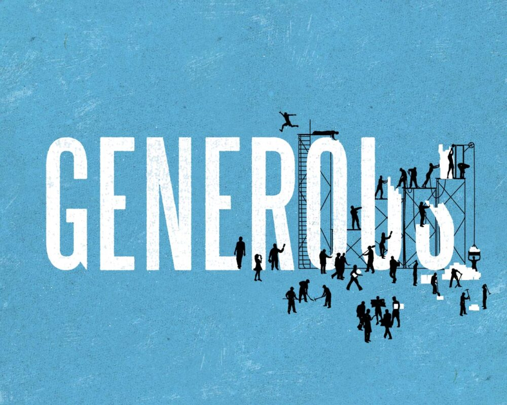 What does it mean to be movement generous?