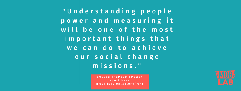 How do we measure if we're having an impact?